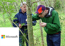 Microsoft UK: Conservation Innovation in Paradise